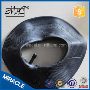 Car tire inner tube for wheel barrow 3.50-4