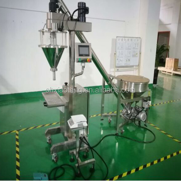 2-25g semi automatic powder filling machine/sachets powder filling machines/fill machine powder