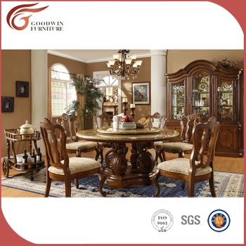 Italia Style Furniture Italian Dining Room Long Table Set Antique A14 Salon Waiting