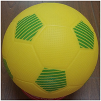 Plastic PVC Soft Inflatable Toy Soccer Ball