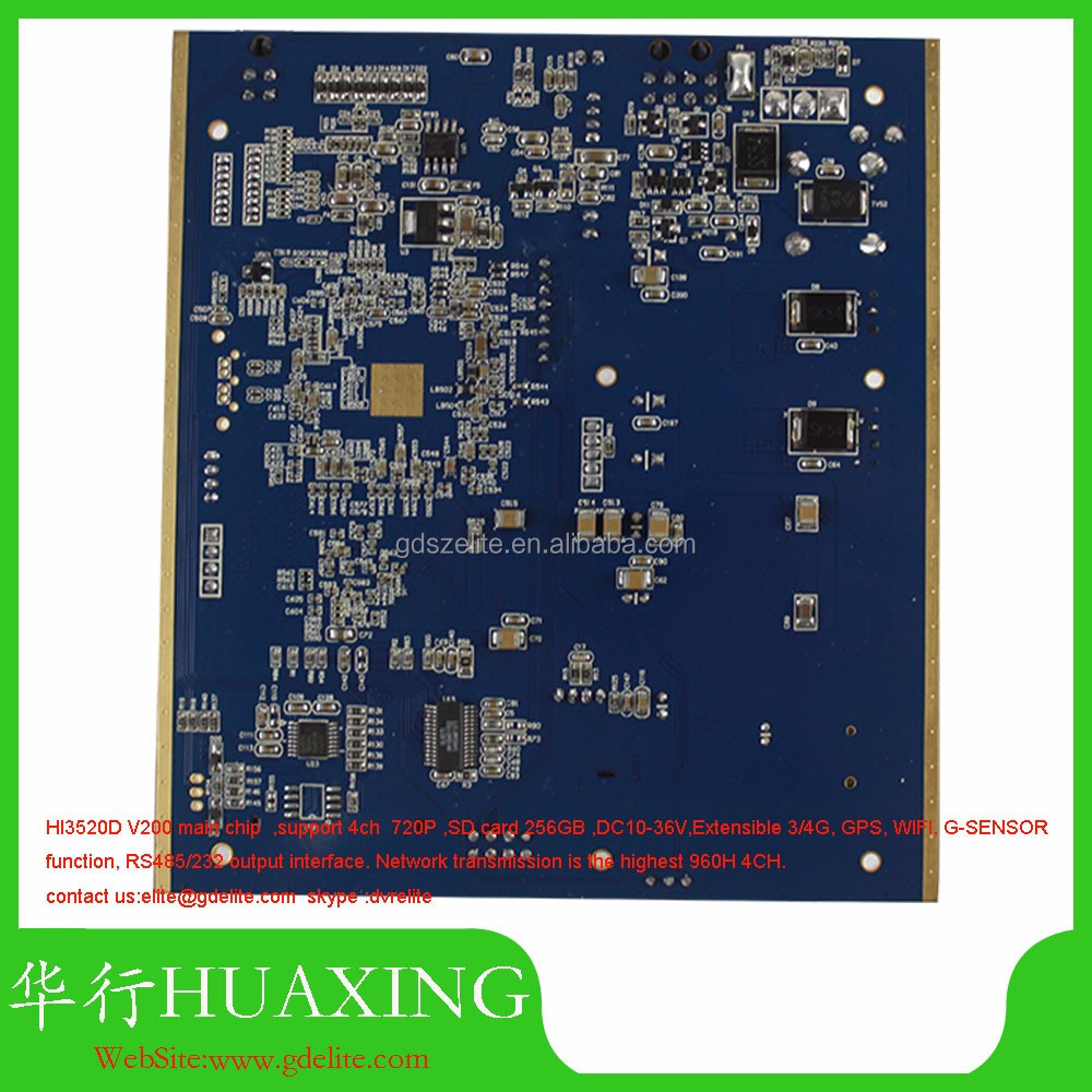 Mobile Dvr Board Suppliers And Manufacturers At Dan Monitor 10inch 4ch 1080p