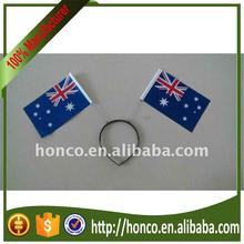 Multifunctional head bang with flag head bang with flag with CE certificate