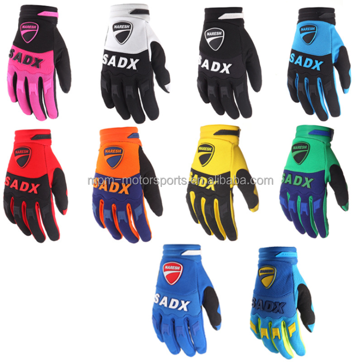 Dirtpaw Race Moto Racing Gloves Cycling fox Gloves