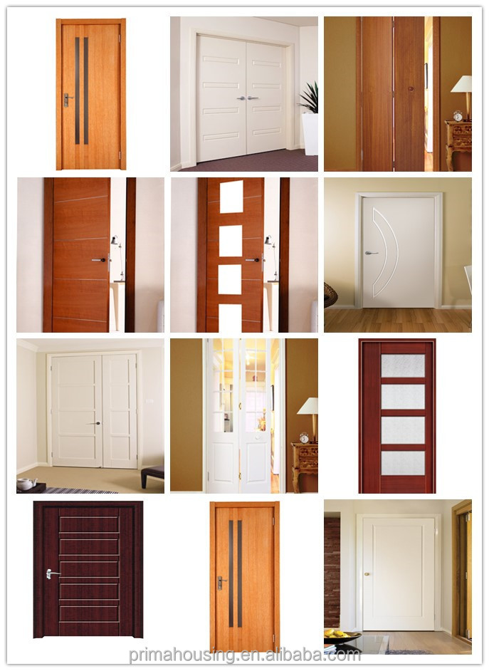 Solid Wooden Wpc Mdf Plain Solid Wooden Doors Buy Doors Wooden Doors Pvc Do