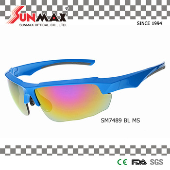 b3b3859f83a2 Wholesale custom Bicycle Cycling glasses outdoor polarized sports sunglasses