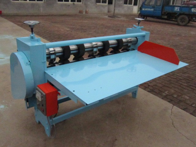 Corrugated Carton Box Slitter Scorer Machine For Cardboard