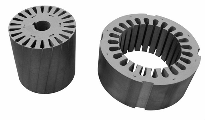 how to make axial stator for generator