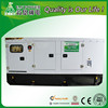 high quanlity !!!power silent type/open type genset electicity CE ISO approval