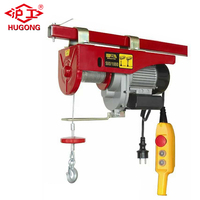 Latest Wholesale micro electric wire rope hoist with competitive offer