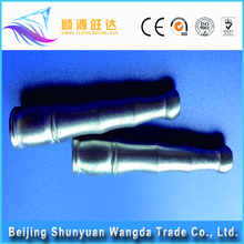zinc alloy die casting part pen tube
