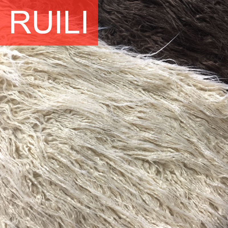downpipes hair processing artificial fur fabric