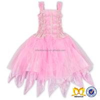 Girl Party Wear Western Dress Toddler Summer Clothing Fancy Dresses Girls