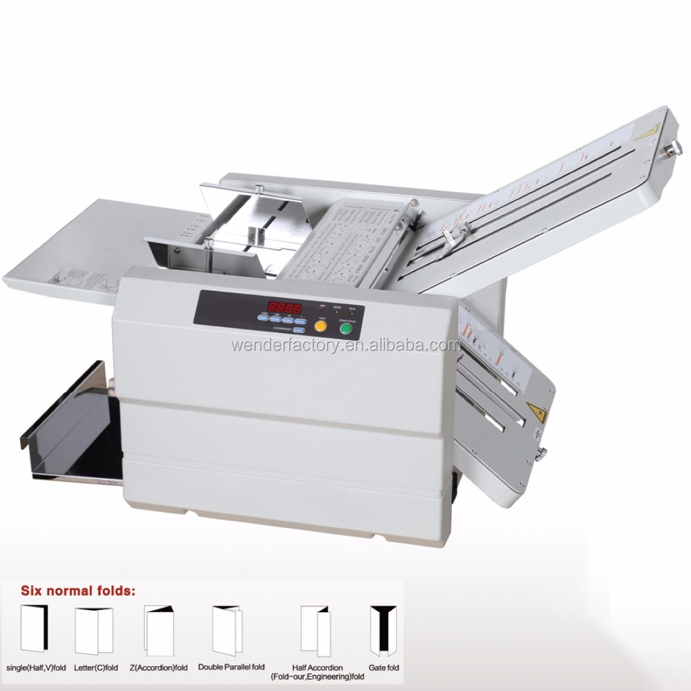 Ad Office Automatic Paper Tri Fold MachineWdEpF  Buy Ad Office