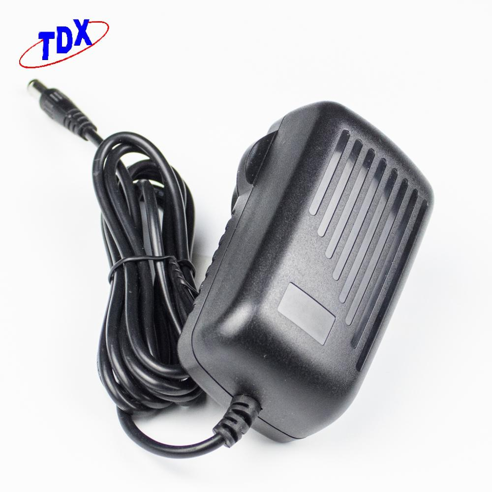 AC DC Power Adapter 12v 1.7a with 5.5/2.1mm DC Jack