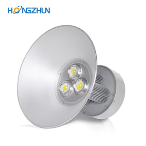 Factory industrial light indoor natural white die-casting aluminum 150 w 200 w 250 w led high bay light