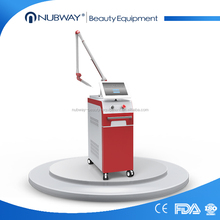 Medical Active professional Nubway Q Switch ND YAG Laser Tattoo Removal Pigmentation Removal