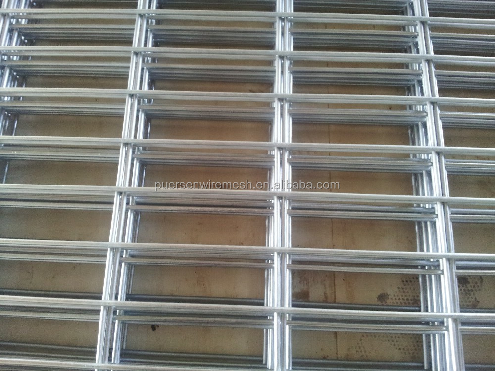 4x4 Galvanized Welded Wire Mesh Panels Fence Buy Wire