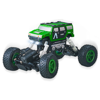 1/22 kids electric truck off road racing 4WD rc rock crawler car