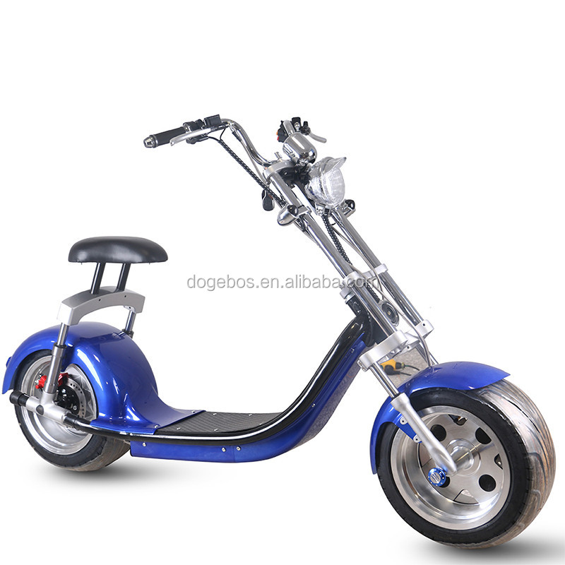 Dogebos sc14 coc cee batterie amovible scooter cee 125cc scooter 60 v