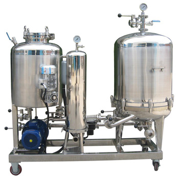 Plate And Frame Diatomite Filter Machine For Syrup,Fruit Wine,Beer ...