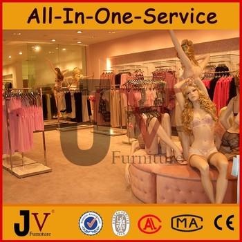 0e78e2f474 Ropa interior elegante visualización accesorios para ropa interior tienda de  decoración