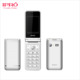 ipro built-in smart games 320*240px quad band 2.4 inch flip phone