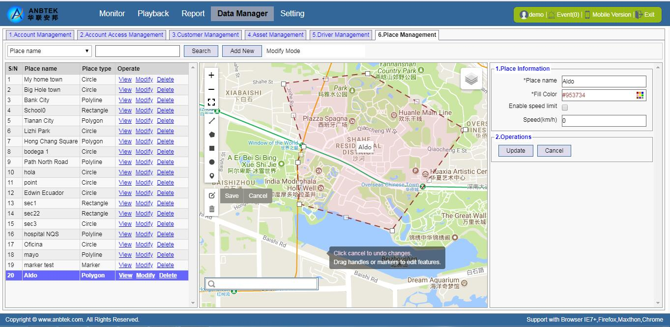 2017 New Web Based Gps Tracker Tracking In Www gps123 org Support Api And  Android / Ios / Iphone App Vtrack-p - Buy Gps Tracker Tracking In