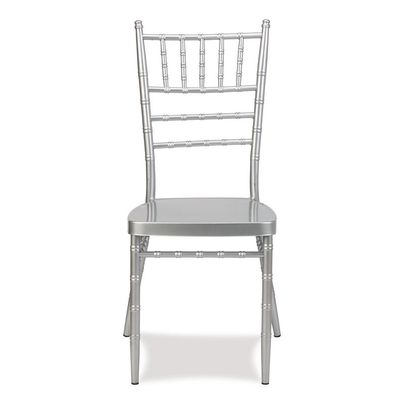 Kommerziellen Möbel Möbel Hochzeit Aluminium Bankett Chiavari Stuhl