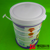 pilfer proof plastic cap for metal tin