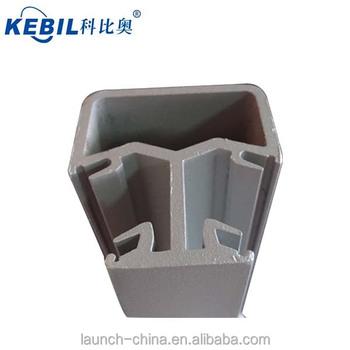 Heavy Duty Upright Aluminum Round And Square Post - Buy Round Aluminum  Fence Post,Aluminum Quarter Round,Aluminum Corner Post Product on  Alibaba com