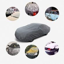 PEVA + Katoen Auto body covers katoen auto cover plastic auto covers