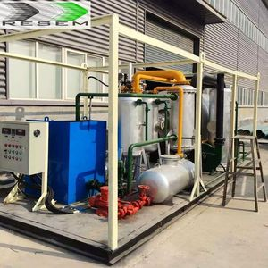 Mobile pyrolysis plant converts poultry litter to energy