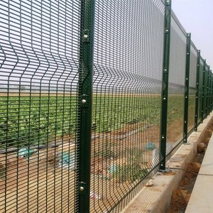 Security wire fencing guard