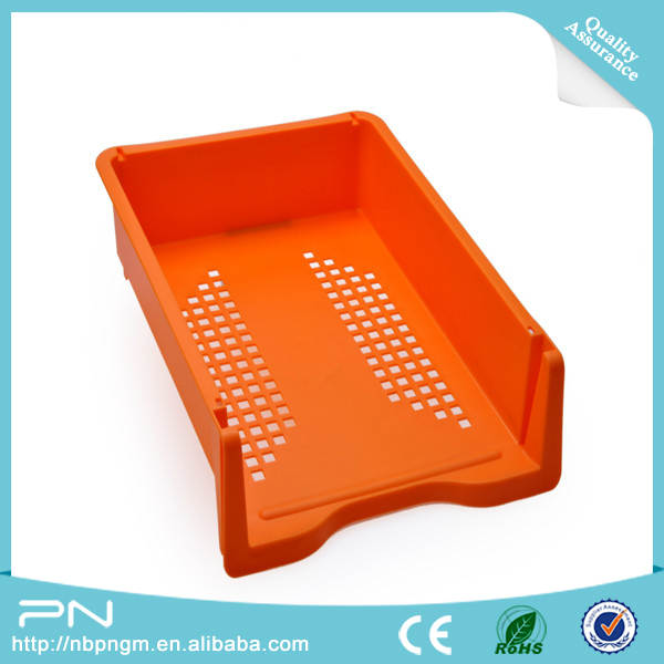 New Design A4 Size Paper Clip Tray for Hot Selling File/Document Tray