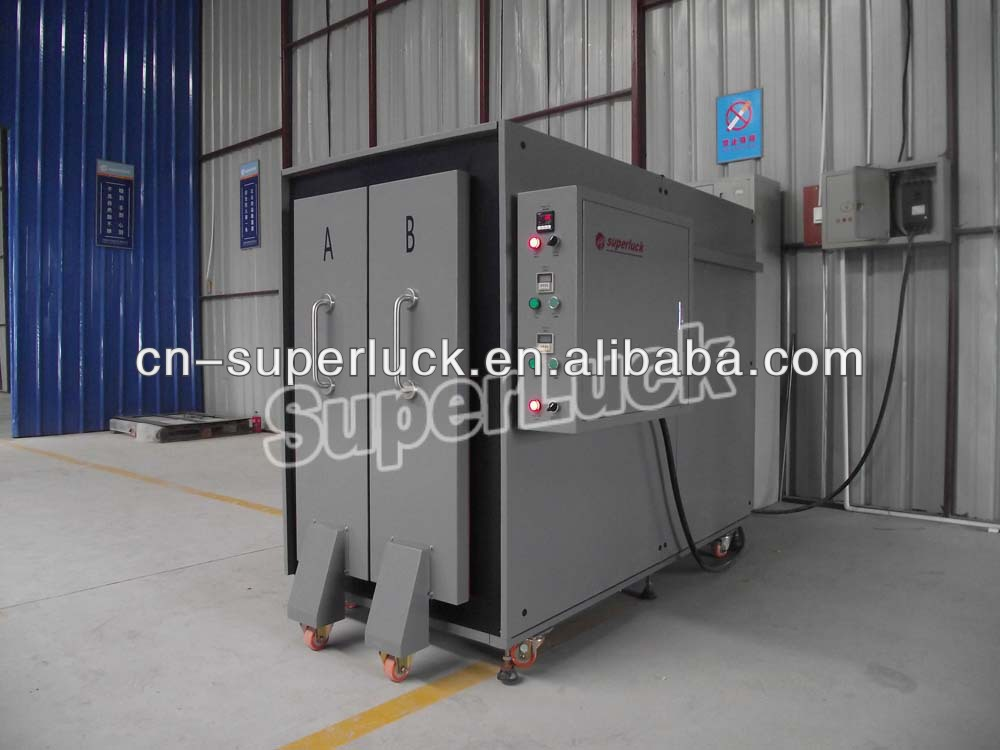 Offset Thermal CTP Plate Burner Oven