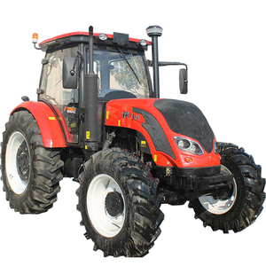 QLN 130 hp Chinese agricultural equipment wheeled tractor supplier