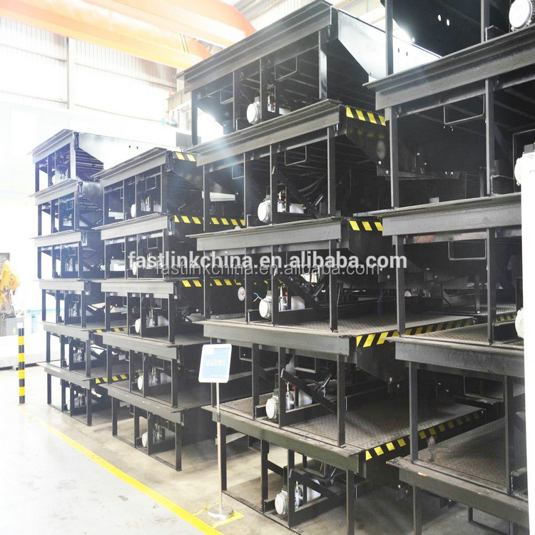 wholesale websites mobile dock leveler from alibaba store