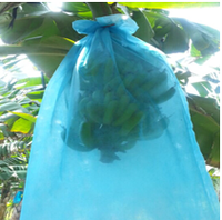 Agriculture and fruit use blue PE protection bag banana bunch cover