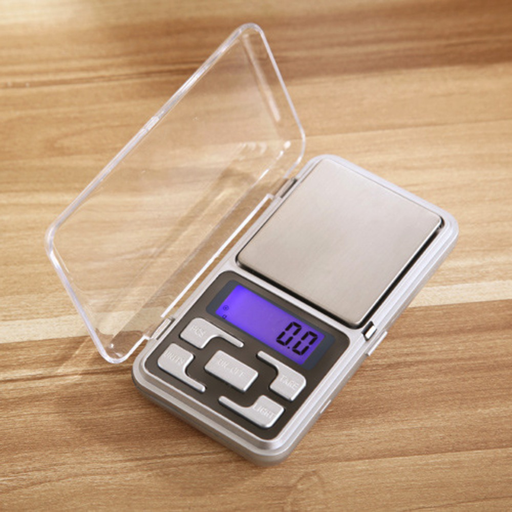 200g x 0.01g Portable Mini Digital Pocket Jewelry Gram Scale Lighter Style Scales
