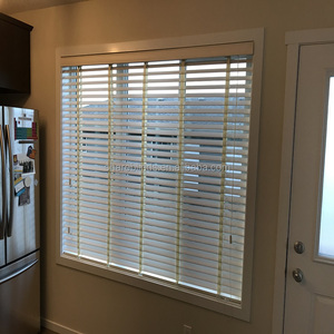 Best Sell Basswood Venetian Wood Window Blinds With Ladder Tape