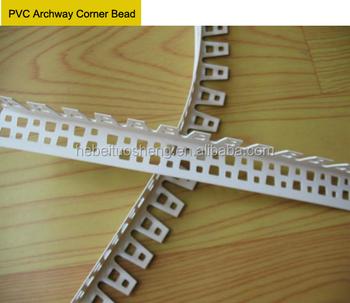 Flexible Arch Pvc Corner Bead