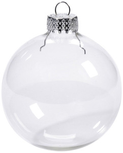 Hanging Decorative Glass Christmas tree balls ornaments