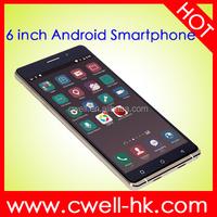 X-BO O1 Low Price Quad Core Android 1GB RAM Super Slim 6 inch 3G CDMA GSM Mobile Phone