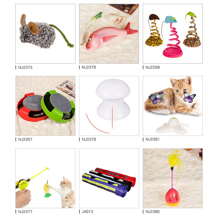 LED luce della torcia puntatore Laser cat teaser Ginnico giocattolo Gatto