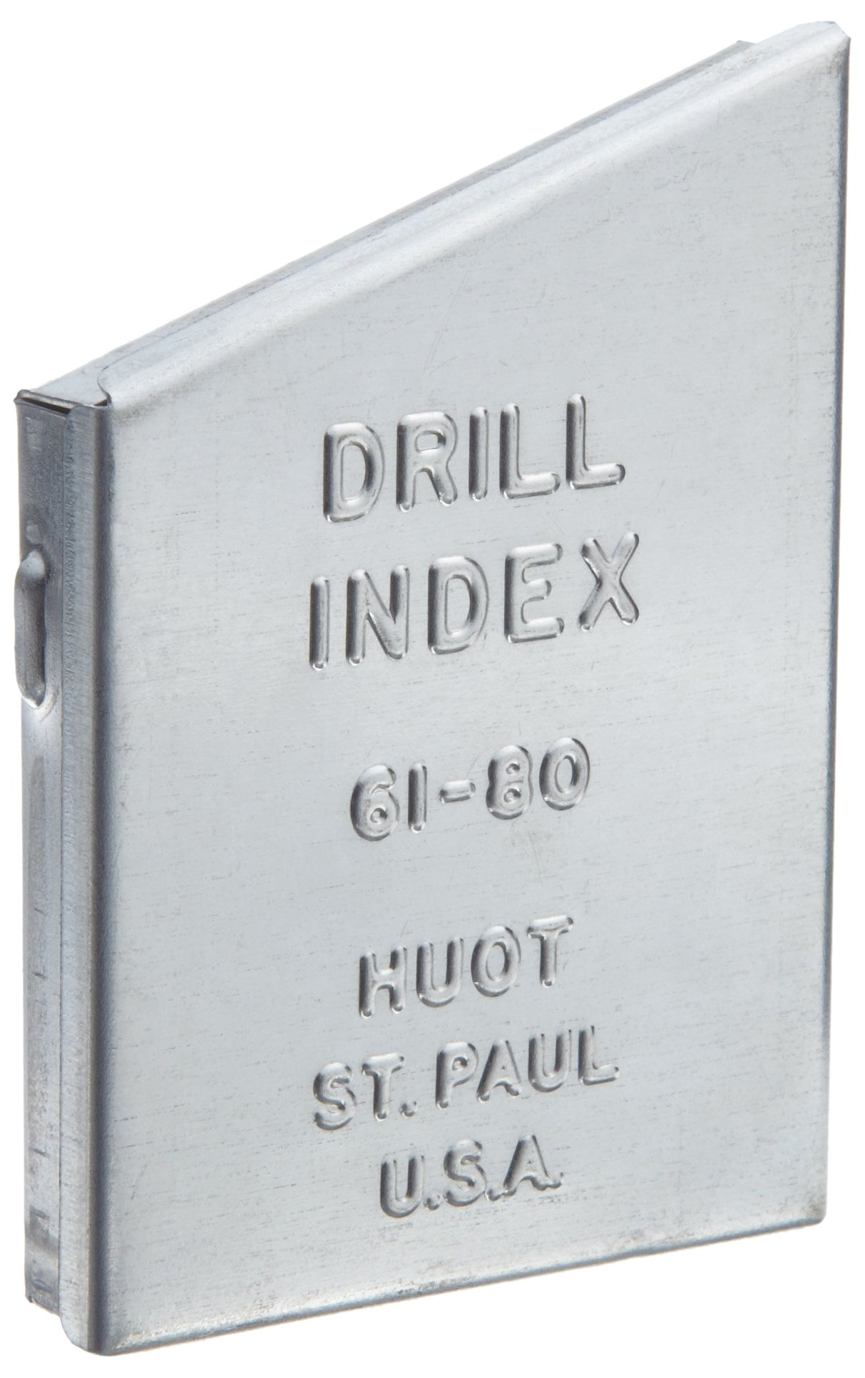 Cheap drill index find drill index deals on line at alibaba get quotations huot drill bit index for wire gauge sizes 61 to 80 greentooth