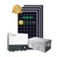 3kw 5kw 10kw solar system on off grid solar power system on shingles roof