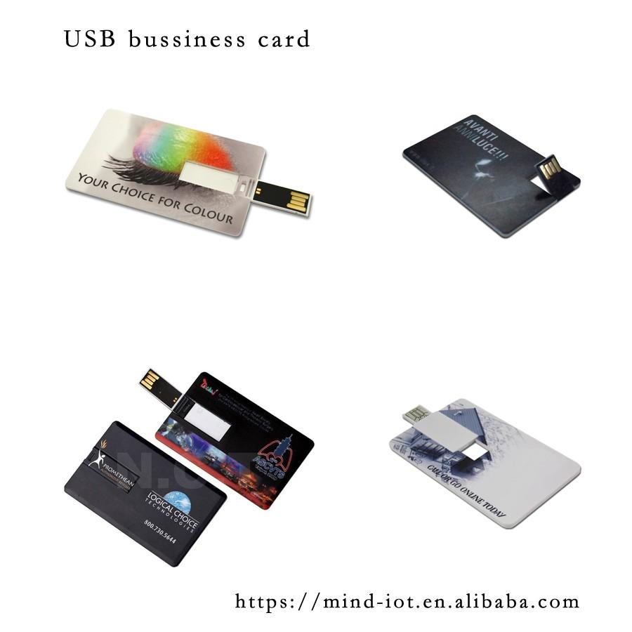 Mdu01 High Quality Customer Logo Usb Business Card Buy