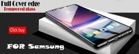 В 3D полное покрытие изогнутые 9 ч весы стекло для samsung Галактика S7 и S6 край полный экран люкс пленка для samsung С8 плюс примечание 8 стекло