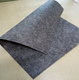 Non-woven viscose and polyester blend felt fabric