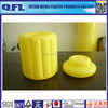PVC Plastic Inflatable Ice Bucket with Cover, Foldable